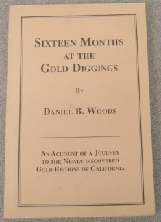 Image for Sixteen Months At The Gold Diggings