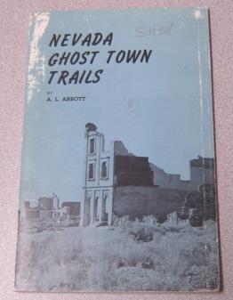 Image for Nevada Ghost Town Trails
