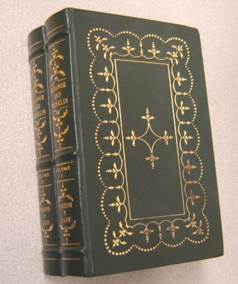 Image for Eleanor And Franklin, 2 Volume Set (Leather-bound Library Of American History)