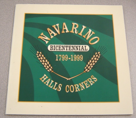 Image for Navarino Bicentennial 1799-1999, Halls Corners