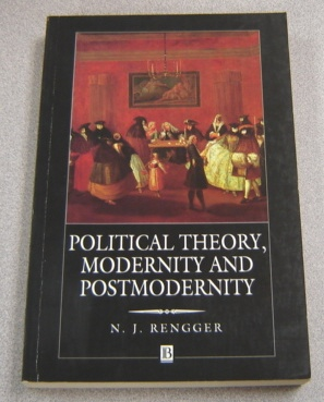 Image for Political Theory, Modernity And Postmodernity: Beyond Enlightenment And Critique