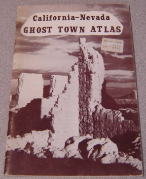 Image for California-Nevada Ghost Town Atlas, 8th Edition