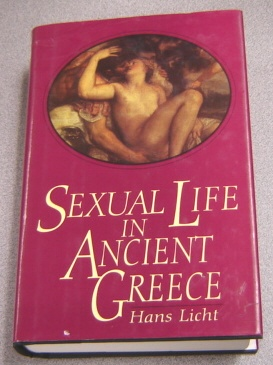 Image for Sexual Life In Ancient Greece