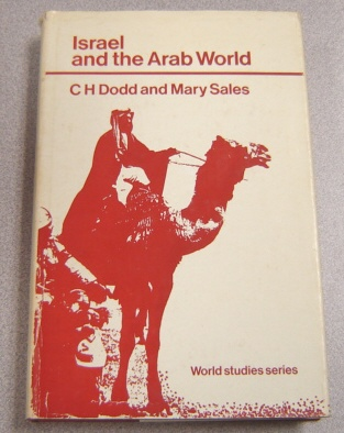 Image for Israel And The Arab World (World Studies Series)