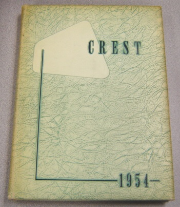 Image for 1954 Mills Crest, Mills College, Oakland, California Yearbook