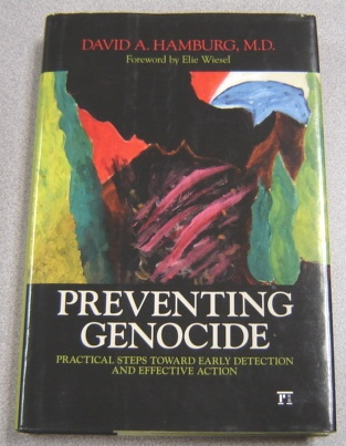 Image for Preventing Genocide: Practical Steps toward Early Detection and Effective Action