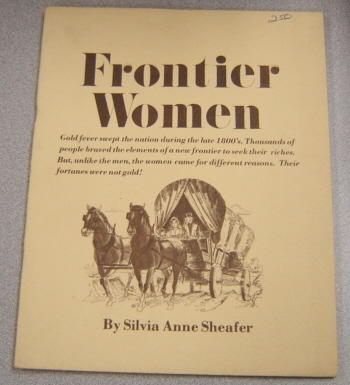 Image for Frontier Women