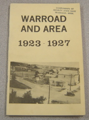 Image for Warroad and Area, 1923-1927