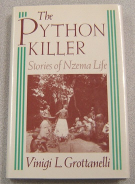 Image for The Python Killer: Stories of Nzema Life