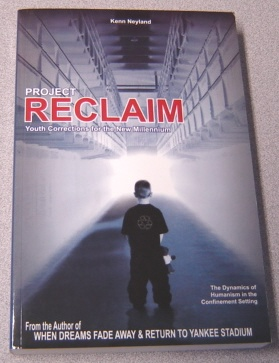 Image for Project Reclaim: Youth Corrections for the New Millennium