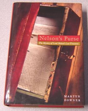 Image for Nelson's Purse: The Mystery Of Lord Nelson's Lost Treasures