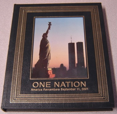 Image for One Nation: America Remembers September 11, 2001