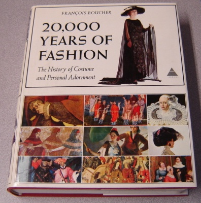Image for 20,000 Years of Fashion: The History of Costume and Personal Adornment