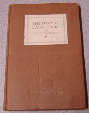 Image for Story Of Lucky Strike - New York World's Fair Edition