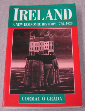 Image for Ireland: A New Economic History, 1780-1939