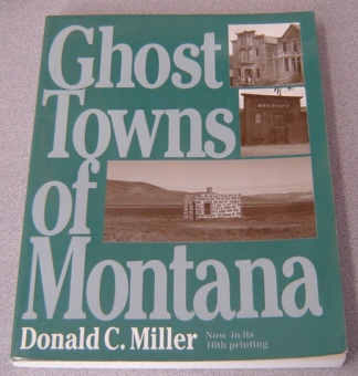 Image for Ghost Towns Of Montana