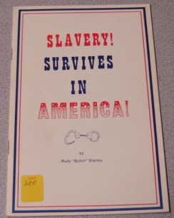 Image for Slavery! Survives in America!