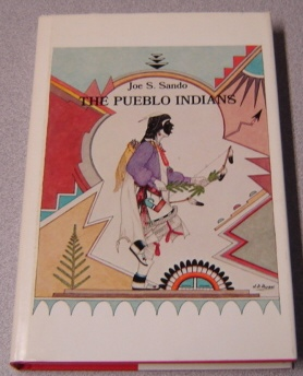 Image for The Pueblo Indians; Signed