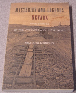 Image for Mysteries and Legends of Nevada: True Stories of the Unsolved and Unexplained (Mysteries and Legends Series)