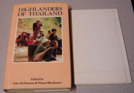 Image for Highlanders Of Thailand (with Accompanying Map)