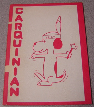 Image for Carquinian 1969, Yearbook Of Carquinez School, Crockett, California