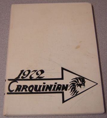 Image for The Carquinian Yearbook, 1972 Edition, Carquinez School, Crockett, California