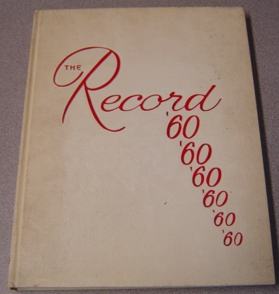 Image for The 1960 Record, Chico State College Yearbook