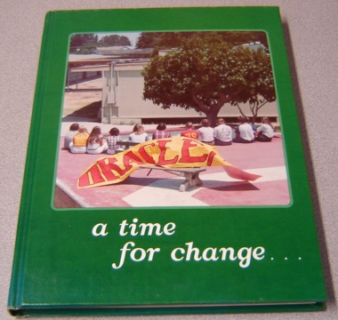 Image for Oracle 1979 Yearbook, Oakdale High School, Oakdale, California