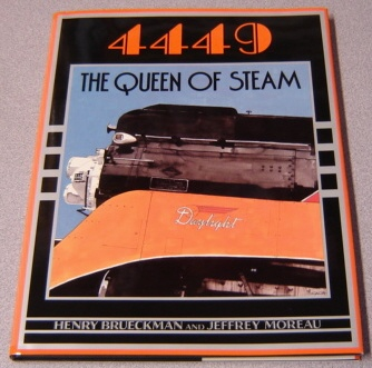 Image for 4449 The Queen Of Steam