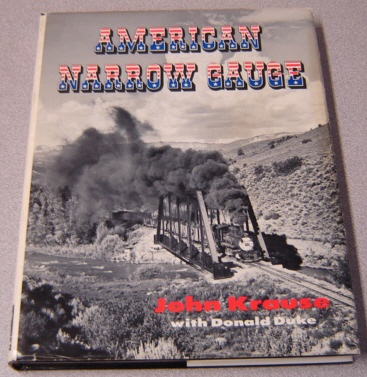 Image for American Narrow Gauge