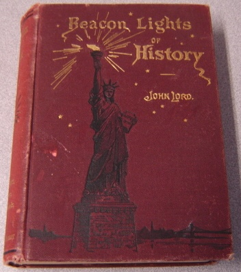 Image for Beacon Lights Of History: First Series, Jewish Heroes And Prophets