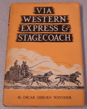 Image for Via Western Express and Stagecoach
