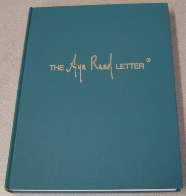 Image for The Ayn Rand Letter, Volumes 1-4, 1971-1976