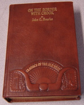 Image for On the Border with Crook (Classics of the Old West)