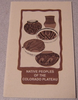 Image for Native Peoples of the Colorado Plateau