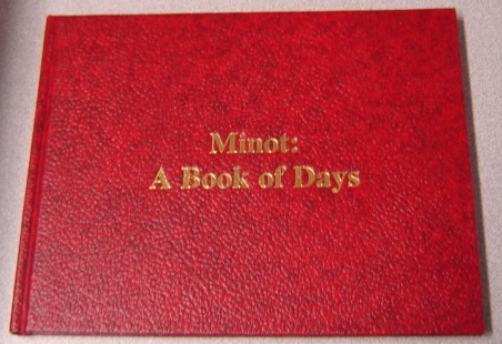Image for Minot: A Book Of Days