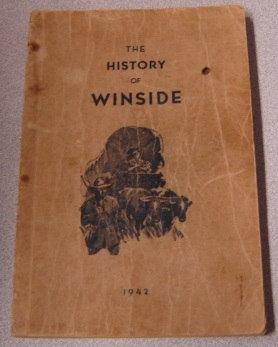Image for The History of Winside, Nebraska: Northside, Railroad, Growth and Development - Winside, Settlement and Growth to the Present