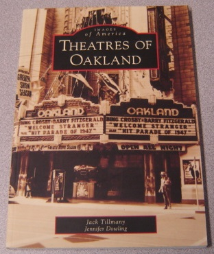 Image for Theatres of Oakland (Images of America)