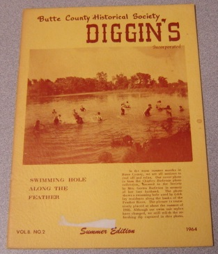Image for Butte County Historical Society Diggin's, Volume 8 Number 2, Summer Edition 1964