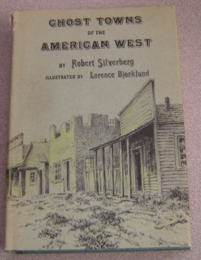 Image for Ghost Towns of the American West