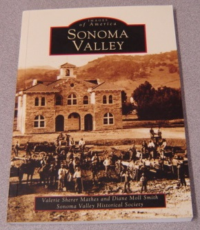 Image for Sonoma Valley (Images of America)