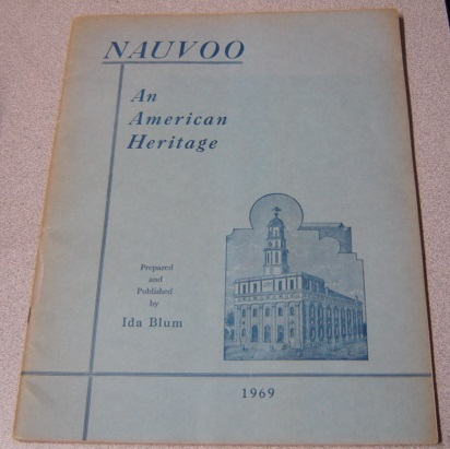 Image for Nauvoo, An American Heritage; Signed