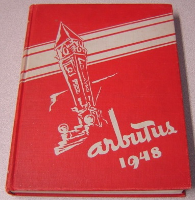Image for Indiana University Arbutus Yearbook, Volume 55, 1948