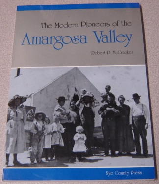 Image for The Modern Pioneers of the Amargosa Valley