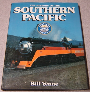 Image for The History Of The Southern Pacific