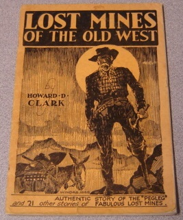 Image for Lost Mines Of The Old West; Signed