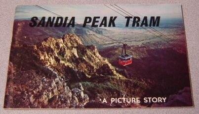 Image for Sandia Peak Tram: A Picture Story