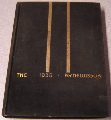 Image for The 1935 Kynewisbok: University of Denver (Colorado Seminary) Yearbook