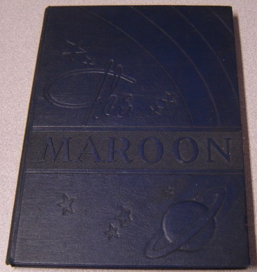 Image for The Maroon 1941 Yearbook, Champaign Senior High School