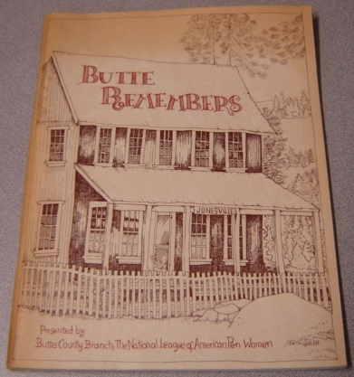 Image for Butte Remembers; Signed By Ruby Swartzlow (contributor)